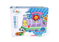 Puzzle Comboio Baby JO5260